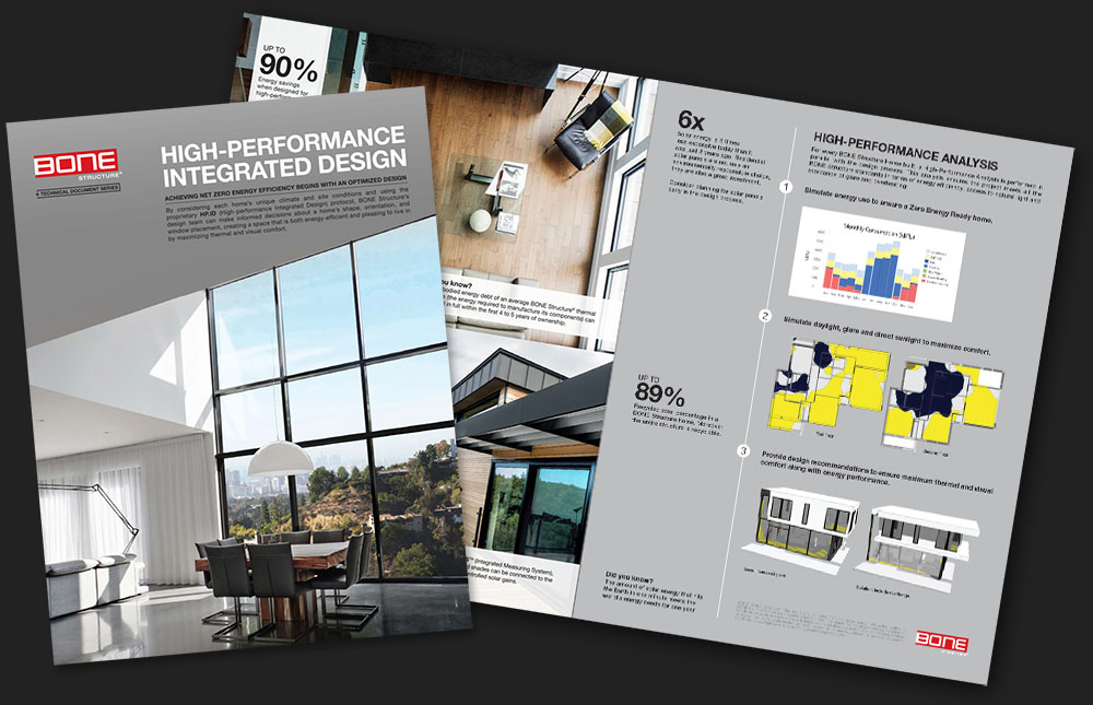 BONE Structure High Performance Design Brochure