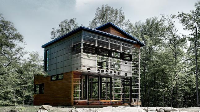 BONE Structure House