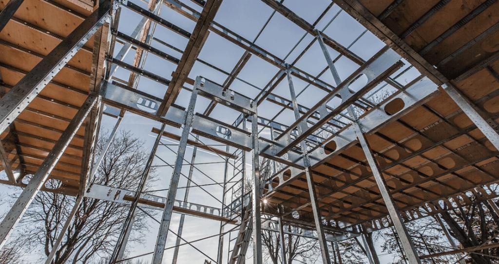 Steel Construction Technology Environmentally