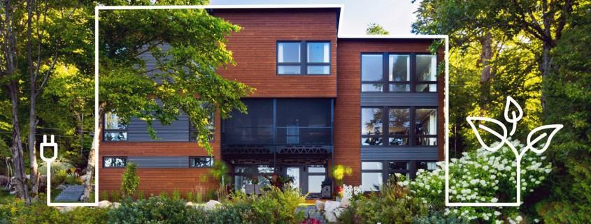About net-zero energy buildings