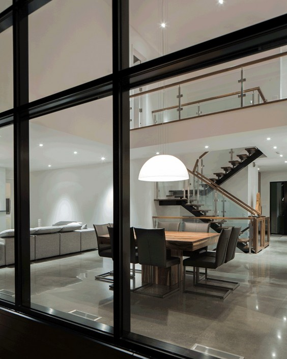 Double Height Ceilings