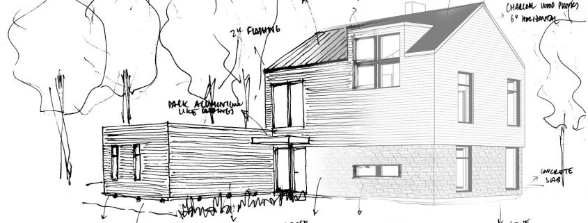BONE Structure Sketch