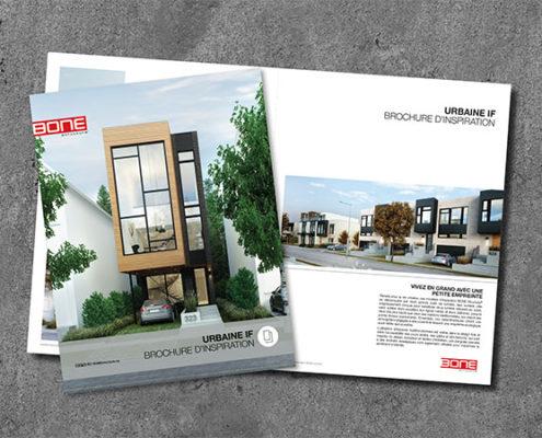 Brochure d'inspiration Urbaine IF