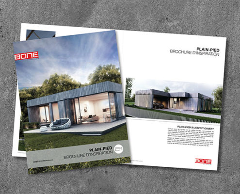 Brochure d'inspiration Plain-pied