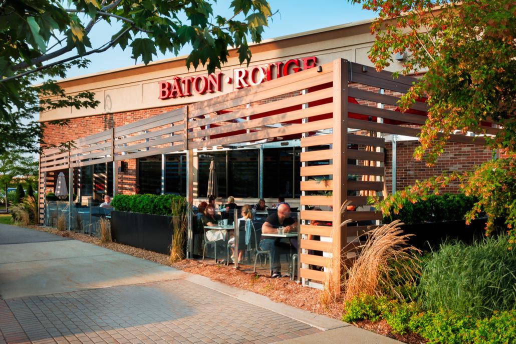 Bâton Rouge Restaurant | BONE Structure