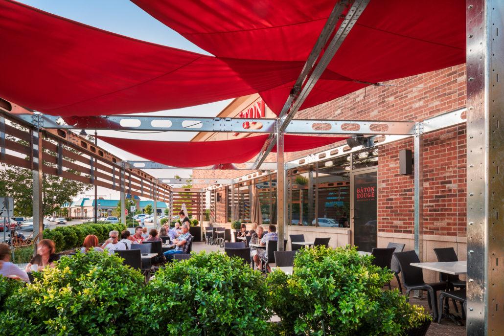 B 226 Ton Rouge Restaurant Bone Structure