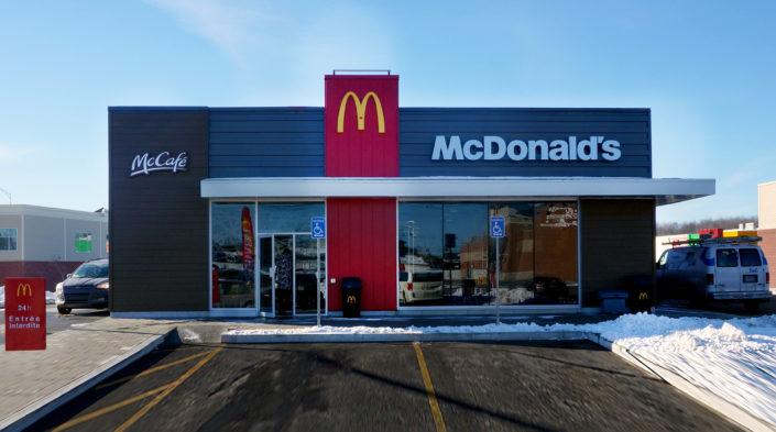 Project 14-528 | McDonald's Restaurant