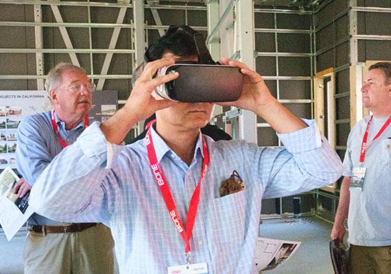 Samsung Gear VR 360 Rendering
