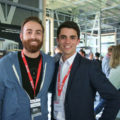 Tommy DESERTI (Head of RNC and OEM at Nest) and Charles BOVET (VP Operations US at BONE Structure)