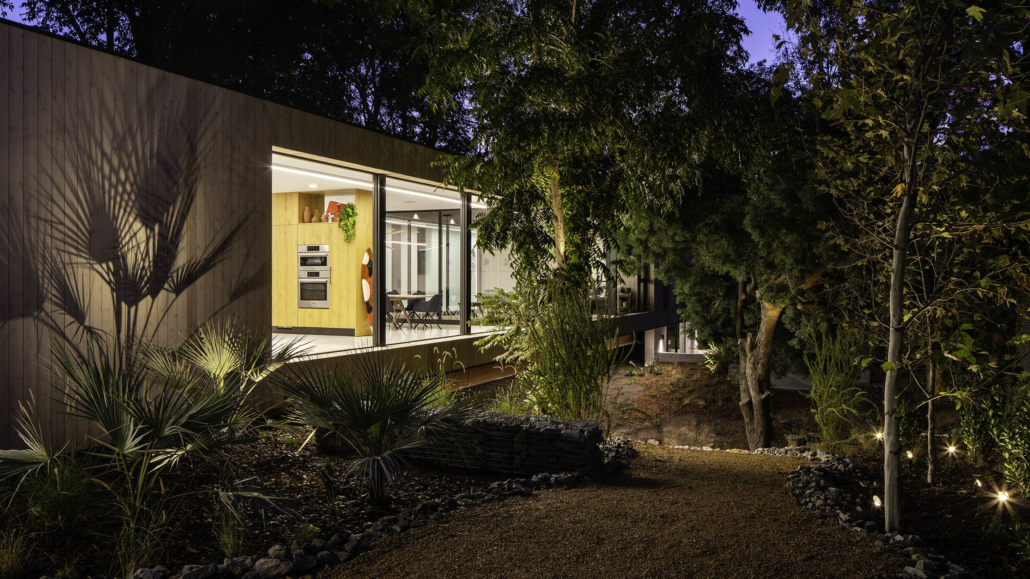 Костная структура | Дэн Брун Архитектура - Дом на мосту