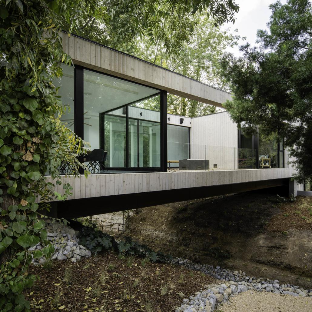 BONE Structure | Dan Brunn Architecture - Bridge House