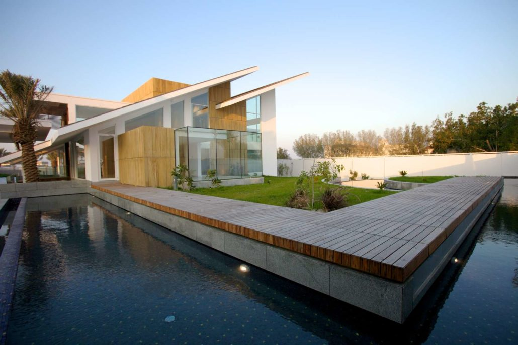 Modern House Plans With Rooftop Pool Part - 17: 10 Modern Home Designs To Inspire