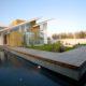 Architizer.com   Twin Sloped Modern Hut in Bahrain   10 modèles de maisons modernes inspirantes