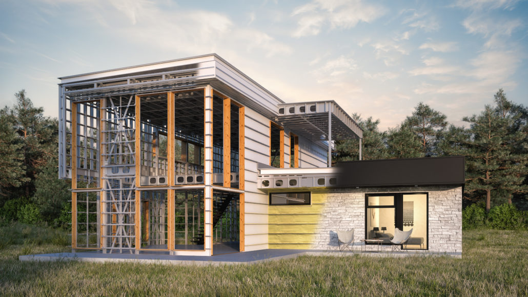 5 Reasons Why Steel Buildings Are Eco Friendly Bone