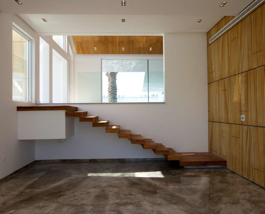 Architizer.com | Twin Sloped Modern Hut In Bahrain | 10 Modern Home Designs  To