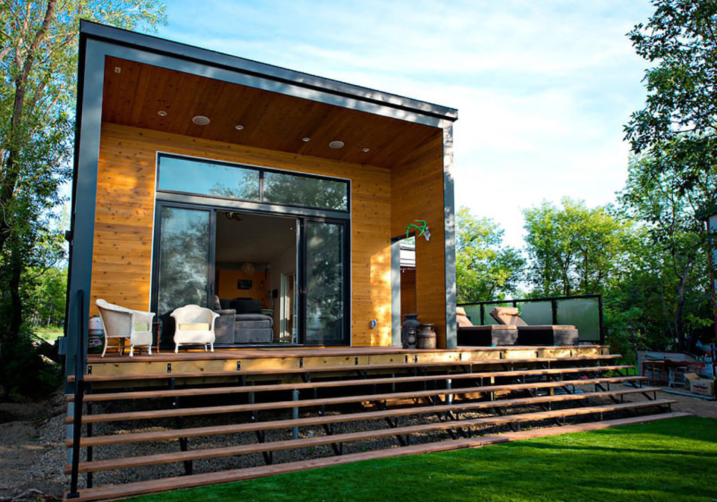 5 Energy Efficient Prefab Homes Bone Structure