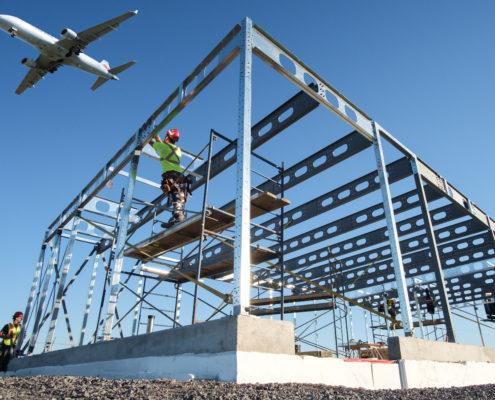 Projet 16-727 - Aéroport international Pierre-Elliott Trudeau (YUL)