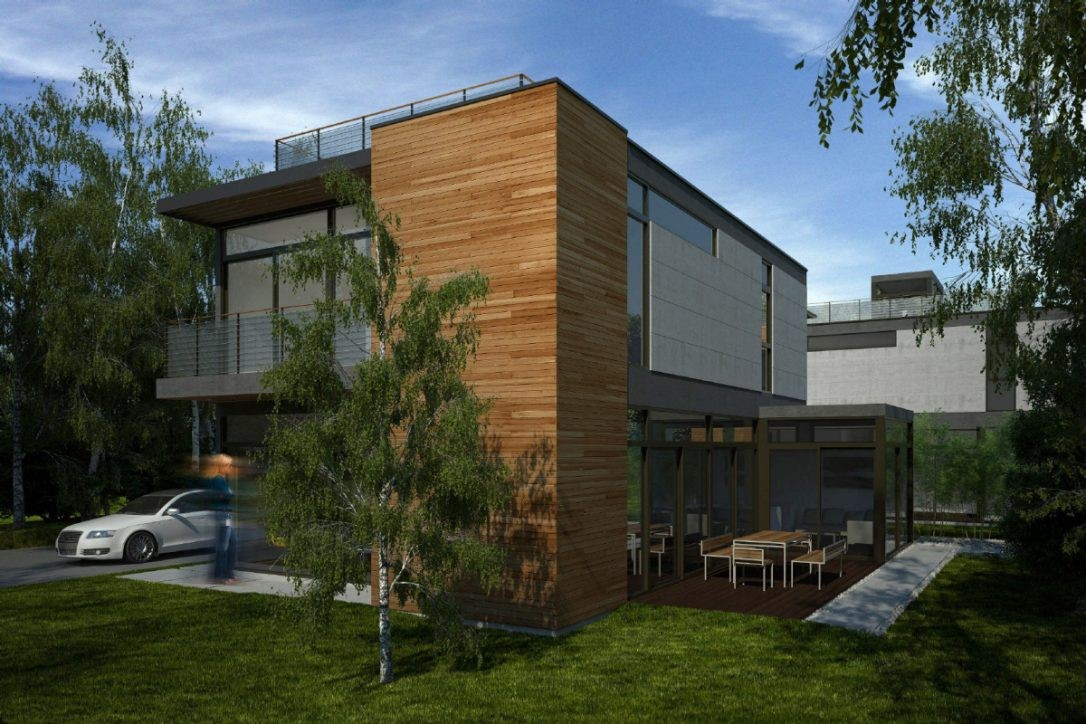 5 energy efficient prefab homes bone structure for Hive container homes