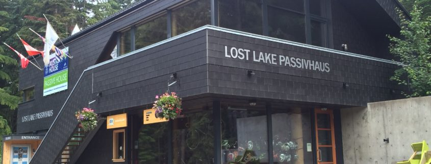 © Photo Emmanuel Mendes Dos Santos / coastphoto.com | Lost Lake Passive House (Whistler, Colombie-Britannique)