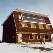 The Saskatchewan Conservation House (Regina, Saskatchewan)