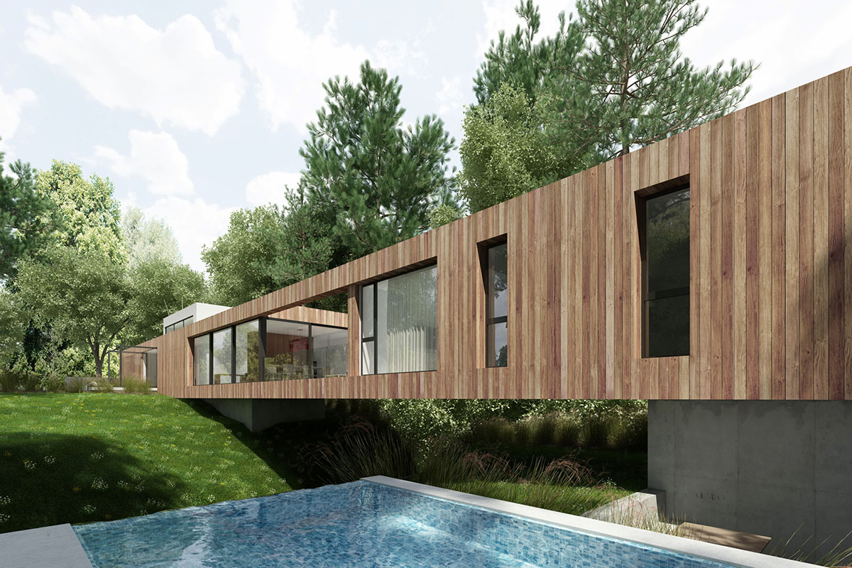 The Bridge House on Vimeo
