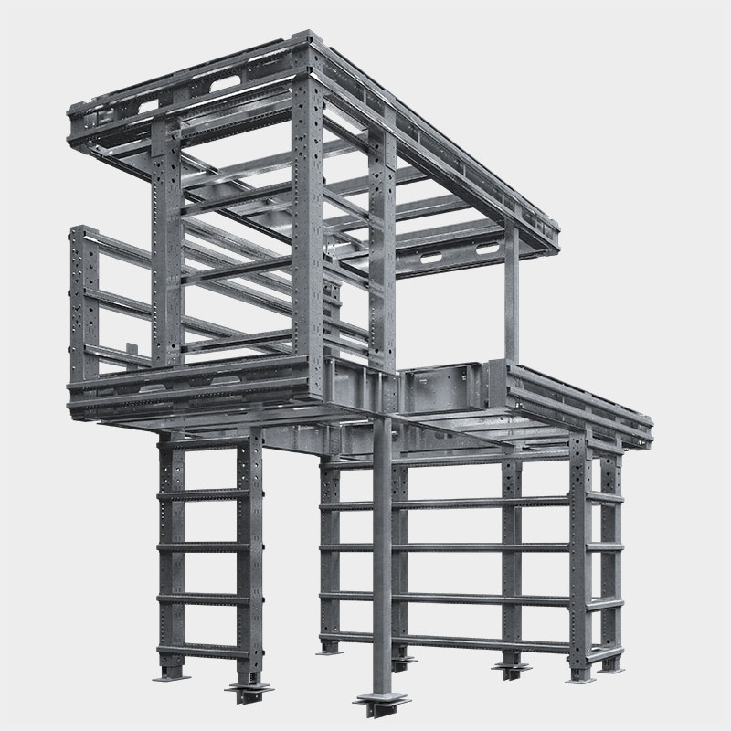 BONE Structure Playhouse Structure Render