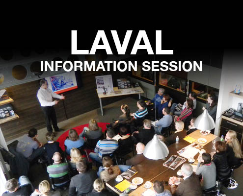 Laval Information Session