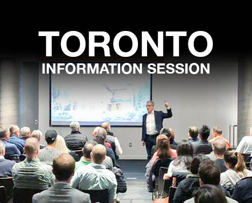 Toronto Information Session