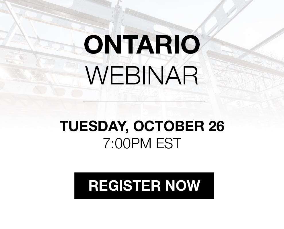 BONE Structure Webinar: Ontario